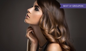 Forever Young Skin & Hair Spa: Blow-Dry Packages at Forever Young Skin & Hair Spa (Up to 67% Off). Two Options Available.