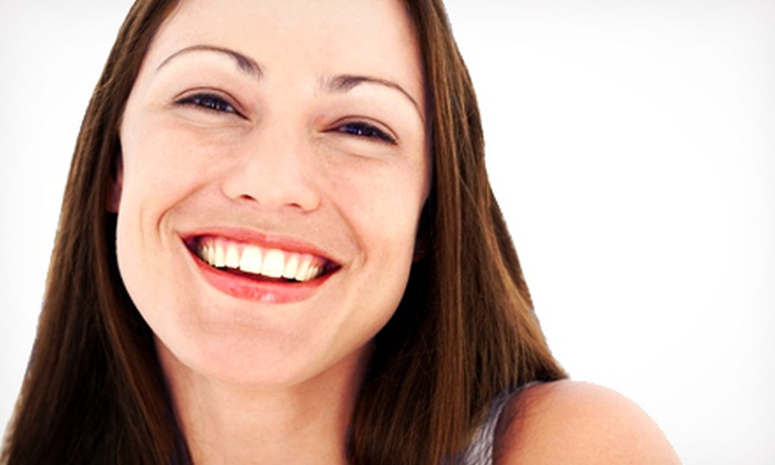 Barbara Perlitch, DDS - Mission Valley East: Full Invisalign Treatment or Dental Exam with Cleaning and Panoramic X-rays from Barbara Perlitch, DDS (Up to 89% Off)