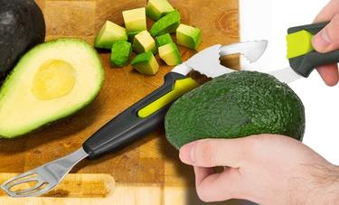 The Avocado Shark All-in-1 Tool