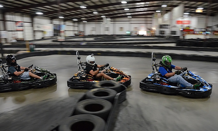 Rush hour karting garner nc