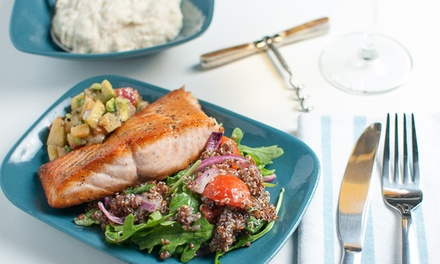 $18 for Two Delivered Gourmet Meals from Galley ($28 Value)