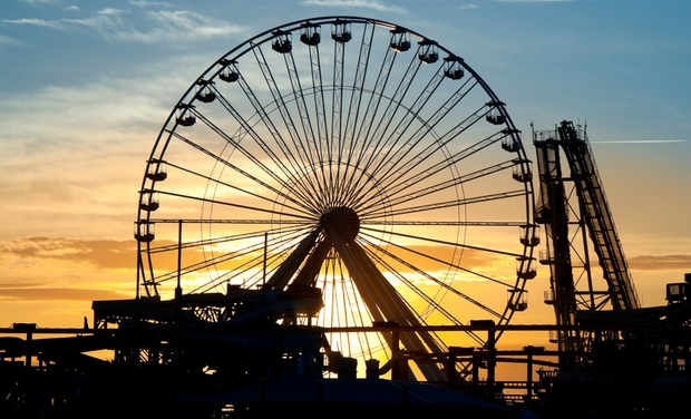 StarLux Boutique Hotel - Wildwood, NJ: Stay at StarLux Boutique Hotel in Wildwood, NJ, with Dates into October