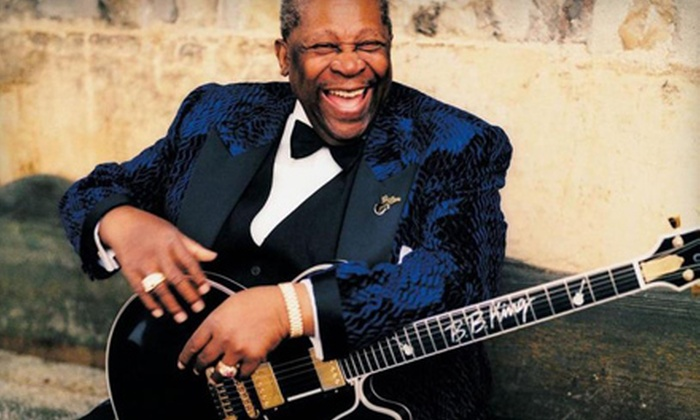 B.B. King - Downtown Appleton: B.B. King at Fox Cities Performing Arts Center on Saturday, June 1, at 8 p.m. (Up to 40% Off)