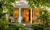 Cottage Grove Inn - Calistoga, CA: 1- or 2-Night Stay for Two in a Cottage with Wine Tastings and a Bottle of Wine at Cottage Grove Inn in Napa Valley, CA
