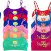 Girls' Cami Bras (6-Pack)