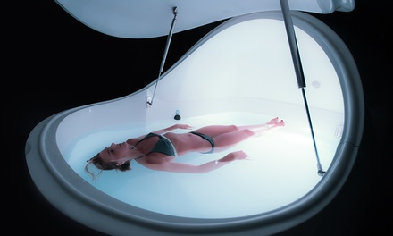 Sensory Deprivation Float Pod Urban Float Groupon