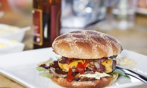 G.B. Leighton's Pickle Park: Pub Food and Drinks at G.B. Leighton's Pickle Park (Up to 47% Off). Two Options Available.