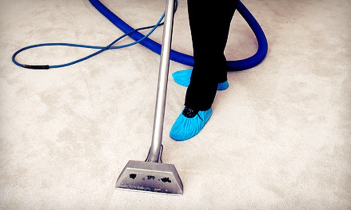 Cleaning Solutions - naples: Housecleaning or Carpet and Tile Cleaning from Cleaning Solutions (Up to 86% Off)