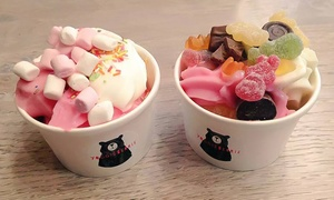 YoggieBerrie: £10 or £20 Voucher to Spend on Food and Drinks at YoggieBerrie (50% Off)