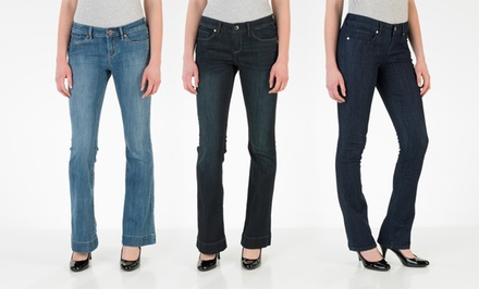 Isaac Mizrahi Women's Jeans. Multiple Fits and Colors Available. Free Returns.