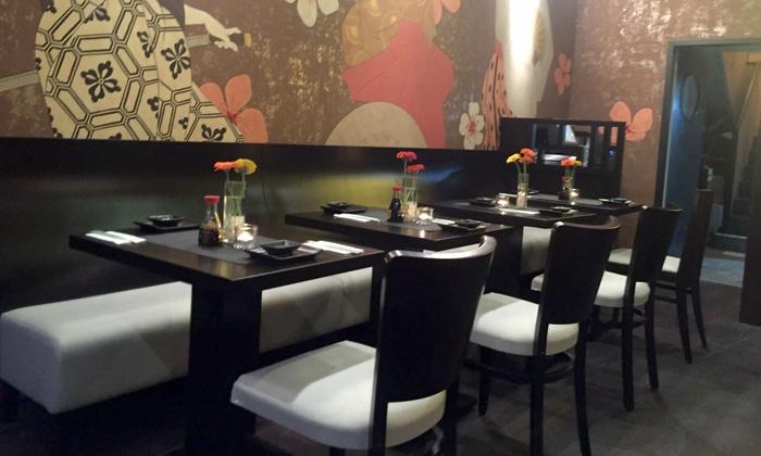 sushi lounge bis zu 36 dresden sn groupon. Black Bedroom Furniture Sets. Home Design Ideas