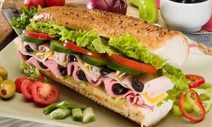 RIBO'S cafè: Menu panino o piadina con insalata e bibita a scelta per 2 o 4 persone da Ribo's Cafè (sconto fino a 59%)