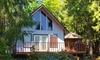 Cottages near Puget Sound