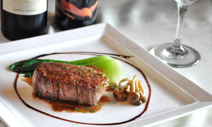Vizcaya Restaurant and Tapas Bar - Carrollwood: $30 for $50 Worth of Spanish Cuisine, Tapas, and Drinks at Vizcaya Restaurante and Tapas Bar