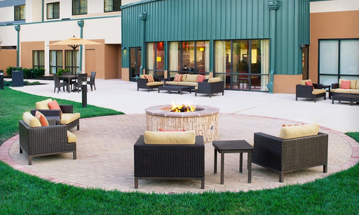 null - North Jersey: Stay with Breakfast for Two at Courtyard Westampton Burlington/Mt. Holly, with Dates Through May