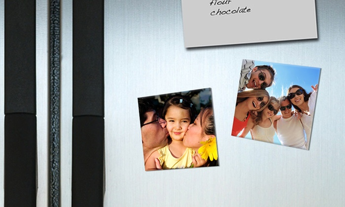 """Picture It On Canvas: Custom 2""""x2"""" Magnet Sets from Picture It On Canvas"""