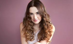 Image Makers Hair Salon: Haircut with Options for Organic Color or Partial Highlights at Image Makers Hair Salon (Up to 60% Off)