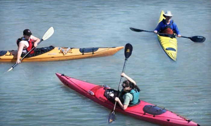 High Trails Canoe and Kayak Outfitters - Garland West Industrial Park: $20 Worth of Water Sport Rentals