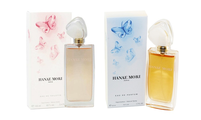 Hanae Mori Women\'s Fragrances | Groupon Goods