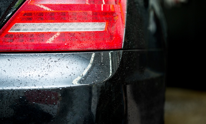 1st Class Collision - North Mountain: Bumper-Scratch, Door-Ding, or Small-Dent Repair at 1st Class Collision (50% Off)