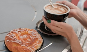 Glenview Grind: $12 for Punchcard for Four Drinks and Four Pastries at Glenview Grind ($24 Value)