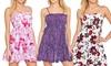 Esti Ladies' Printed Woven Dress: Esti Ladies' Printed Woven Dresses.