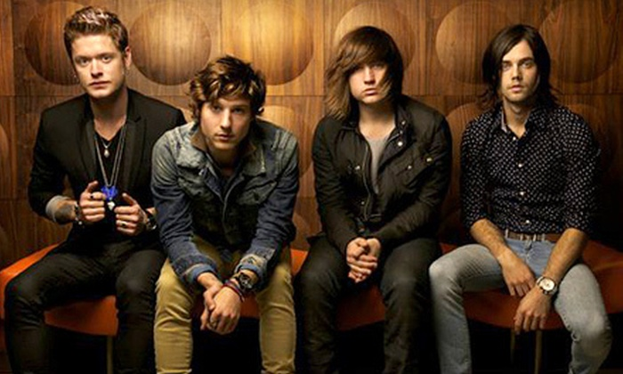 Hot Chelle Rae and Allstar Weekend - The Pacific Amphitheatre: $11 to See Hot Chelle Rae and Allstar Weekend at the Pacific Amphitheatre on July 26 at 7:45 p.m. (Up to $23.45 Value)