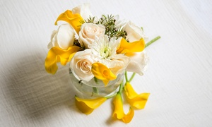 Eleanor Bridal And Flowers: $80 to Spend on Flowers with Pick-Up ($35) or Delivery ($49) from Eleanor Bridal and Flowers (Up to $100 Value)