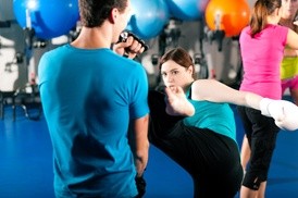 American Muay Thai: $35 for $120 Worth of Services — American Muay Thai