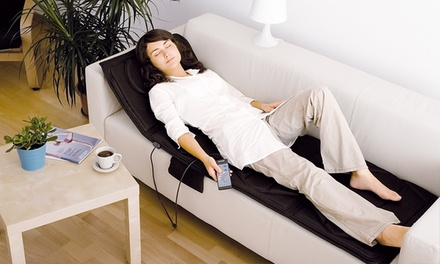 Jocca Massage Mattresswith Heat Therapy for €59.99 With Free Delivery (65% Off)