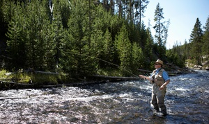 Flys and Guides: $139 for a Four-Hour Guided Fly-Fishing Trip for Two from Flys and Guides ($275 Value)