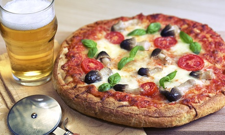 Menu pizza con antipasto, dolce e birra per 2 persone al Ristorante...
