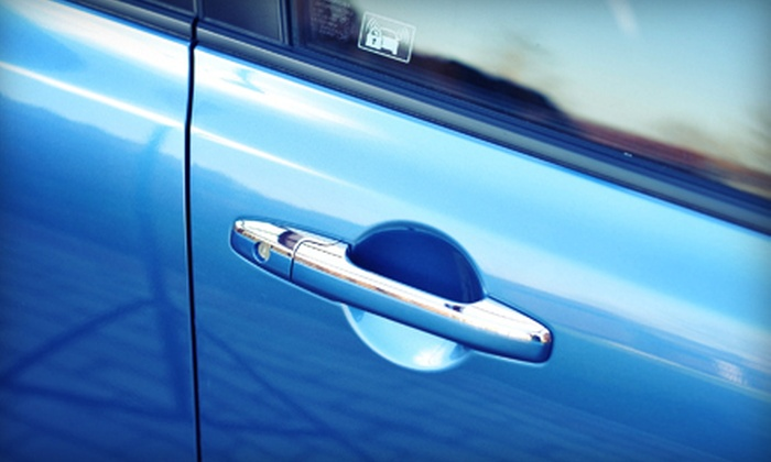 MBC Professional Services - Dallas: Paintless Dent or Scuff Repair from MBC Professional Services (Up to 60% Off). Two Options Available.