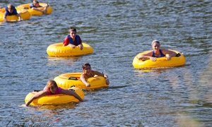 James River Association: James River Splash & Dash 5K Run and Tubing Race for Two or Four on Saturday, July 11 (40% Off)