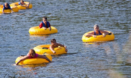 Anthem James River Splash & Dash 5K Run and Tubing Race for Two or Four on Saturday, July 26 (40% Off)