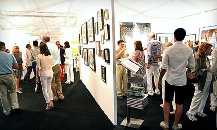 artMRKT Productions - Bridgehampton: One- or Three-Day Art-Expo Pass to the 2012 artMRKT Hamptons from artMRKT Productions in Bridgehampton (Up to 57% Off)