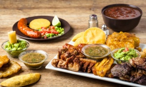 La Tabernita: Entrée, plat et dessert pour 2 ou 4 personnes, le midi ou le soir, dès 19,90 € au restaurant La Tabernita