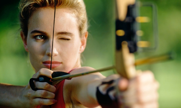 Field Time Sports & Guns - Westminster: $30 for an Introductory Archery Lesson for Two at Field Time Sports and Guns ($60 Value)