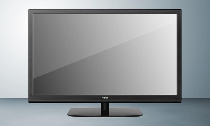 "42"" Haier 1080p 60Hz LED HDTV: $499.99 for a 42"" Haier 1080p 60Hz LED HDTV (LE42F2280) ($629.99 List Price). Free Shipping and Returns."