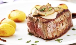 Restaurant Kolpinghaus: Gutbürgerliches Buffet für zwei oder vier Personen im Restaurant Kolpinghaus (bis zu 44% sparen*)