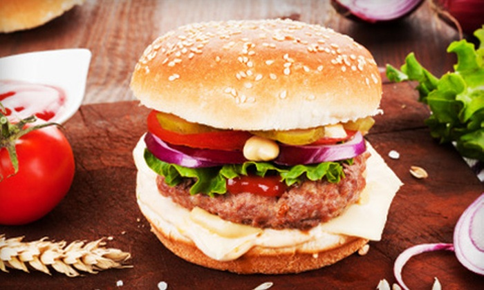 Burgerim USA - West Hollywood: Mini-Burger Meal with Sides and Drinks for Two or Four at Burgerim USA (Half Off)