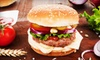 Burgerim - West Hollywood: Mini-Burger Meal with Sides and Drinks for Two or Four at Burgerim USA (Half Off)