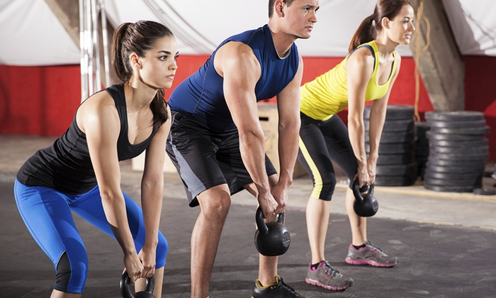 Active Bodies - Mesa: Month of Unlimited Group Cross-Training Sessions or 10 Sessions at Active Bodies (Up to 82% Off)