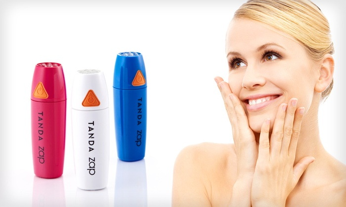 Tanda Zap Acne Spot-Treatment Device: $29.99 for a Tanda Zap Acne Spot-Treatment Device in Blue, Pink, or White ($49 List Price)