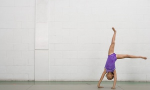 Stick It Gymnastics: $41 for $75 Groupon — Stick It Gymnastics