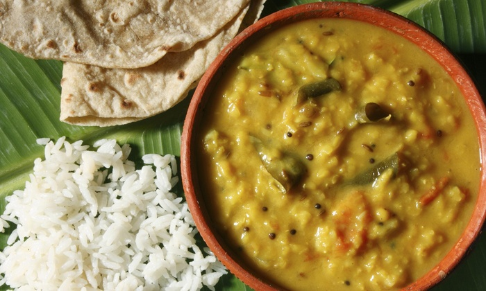Urusi - North Jersey: $15 for $25 Worth of Indian Food — URUSI   The Taste Of South India
