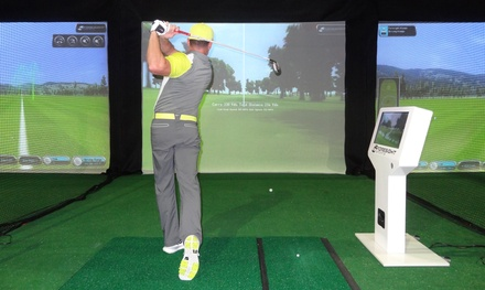 One-Hour Golf-Range Session for One or Two at GoLow Golf (Up to 43% Off). Four Options Available.
