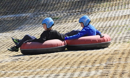 OneHour Donutting Session for Up to Four at Alpine Snowsports Centre Southampton