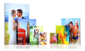 Symbolize It: One Custom Acrylic Photo Impression from Symbolize It (Up to 63% Off). Four Sizes Available.