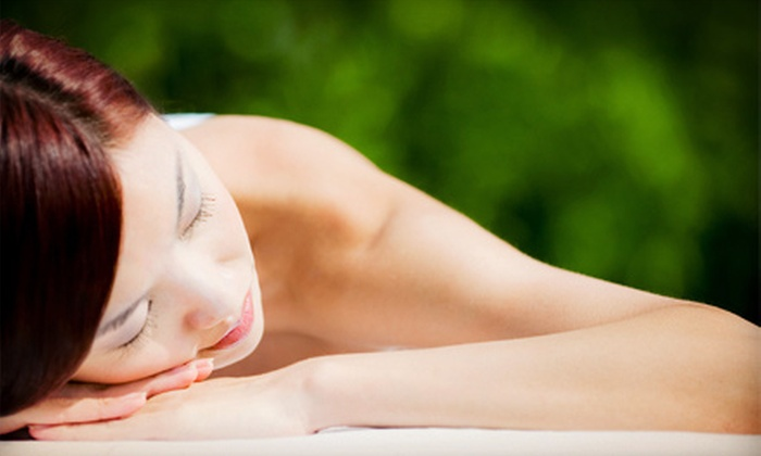 Who Loves Massage? - Multiple Locations: One or Two 60-Minute Deep-Tissue or Relaxation Massages at Who Loves Massage? (Up to 50% Off)